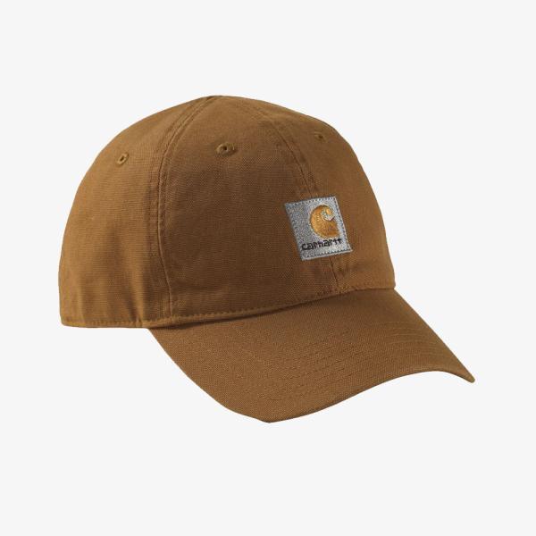 [SALE]칼하트 볼캡 모자 브라운