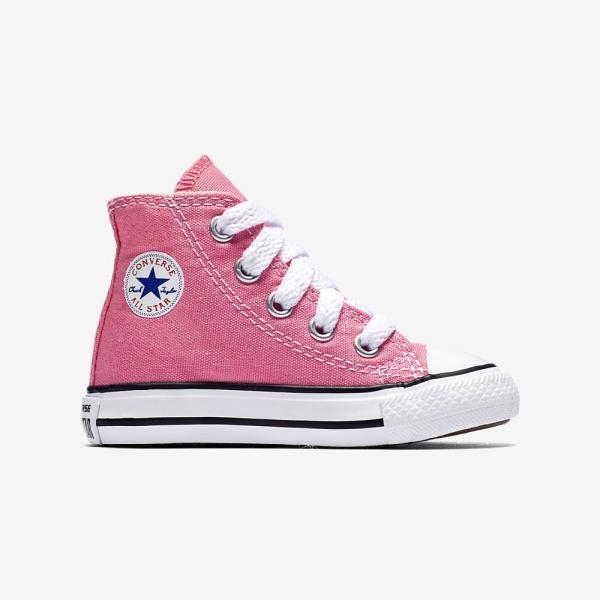 컨버스 올스타 하이 핑크